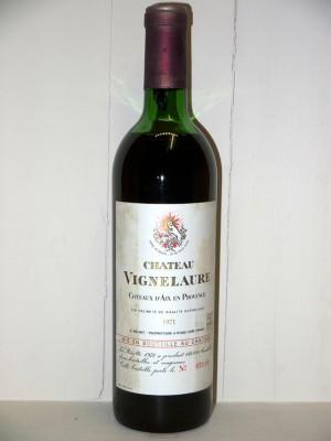 Château Vignelaure 1971