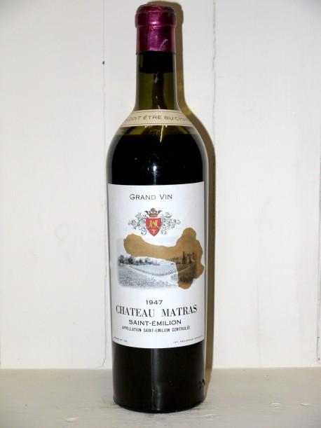 Château Matras 1947
