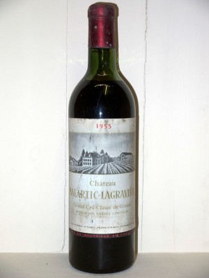 Grand Champagne Château Malartic-Lagravière 1955
