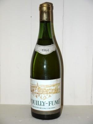 Grands crus Loire Pouilly-Fumé 1964 Gadoin Caves du Prieuré