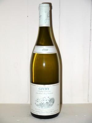 """Givry 1999 """"Champ Pourrot"""" Parize Père et fils"""