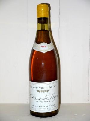 Coteaux du Layon 1953 Compagnie Vinicole de Thouarcé