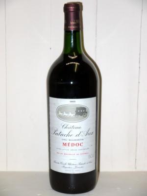 Magnum Château Patache d'Aux 1985