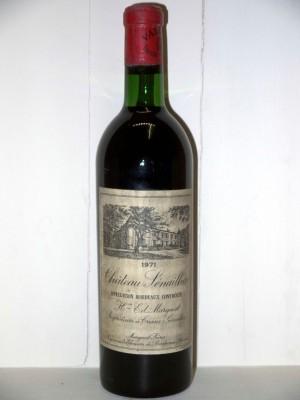 Château Sénailhac 1971