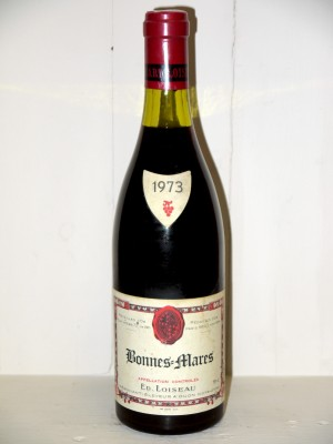Bonnes-Mares 1973 Ed Loiseau
