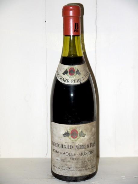Chambolle-Musigny 1970 Bouchard