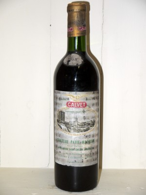 Château Pavie Macquin 1958