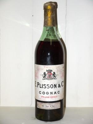 Grand Cognac  Cognac 40 ans d'âge E.Plisson Années 30