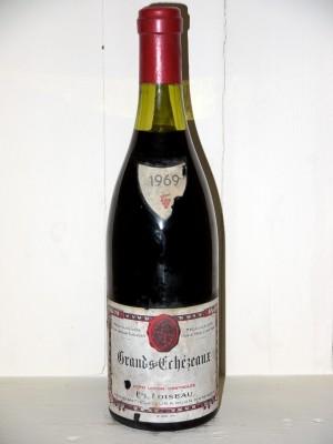 Grands-Echezeaux 1969 Loiseau
