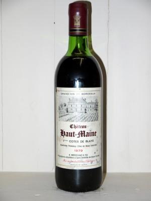 Château Haut-Maine 1979
