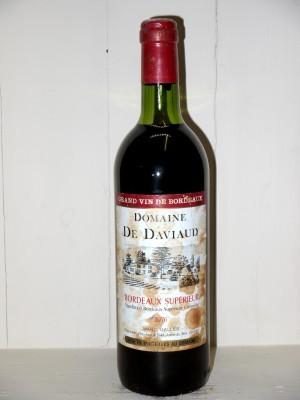 Domaine de Daviaud 1976