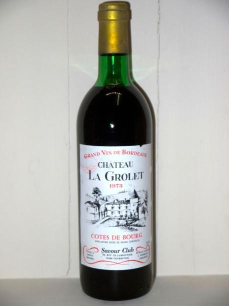 Château La Grolet 1973