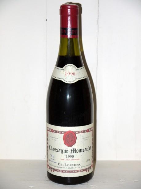 Chassagne-Montrachet 1990 Loiseau