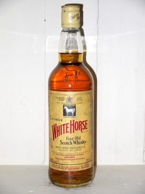 White Horse Fine Old Scotch Whisky Années 1970