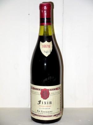Fixin 1979 Loiseau