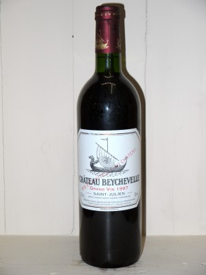 Grands crus Margaux Château Beychevelle 1997