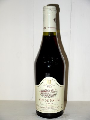 Grands vins Other regions Vin de Paille Arbois 2000 Domaine de la Pinte