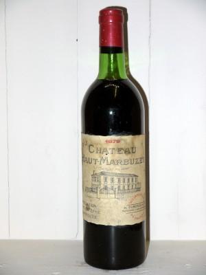 Château Haut-Marbuzet 1979