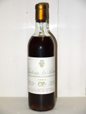Grands crus Other Bordeaux appellations Château La Rame 1962