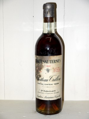 Chateau Trillon 1961