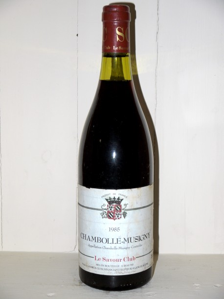 Chambolle-Musigny 1985 Le Savour Club