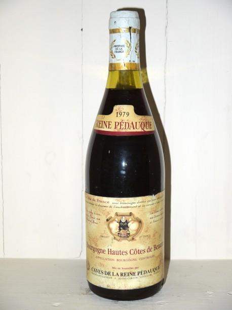 Bourgogne Hautes Côtes de Beaune 1979