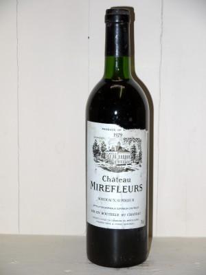 Château Mirefleurs 1979