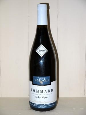 """Pommard """"Vieilles Vignes"""" 2010 Vincent Lahaye"""