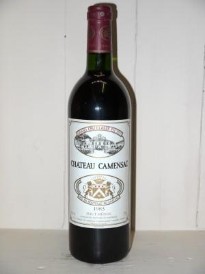 Château Camensac 1983
