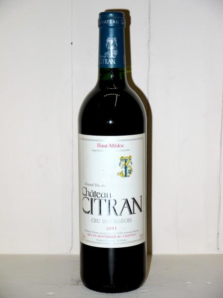 Château Citran 2001