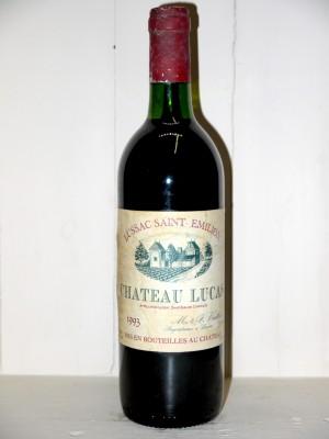 Château Lucas 1993