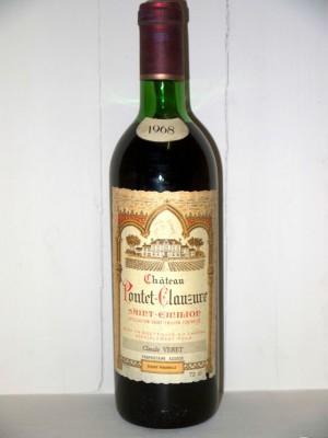 Château Pontet-Clauzure 1968