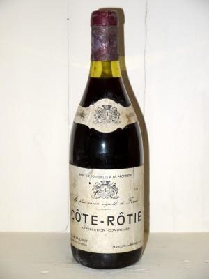 Côte-Rôtie 1975 LF De Vallouit