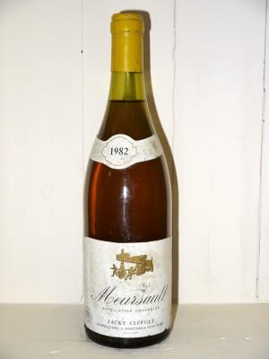 Meursault 1982 Jacky Clerget