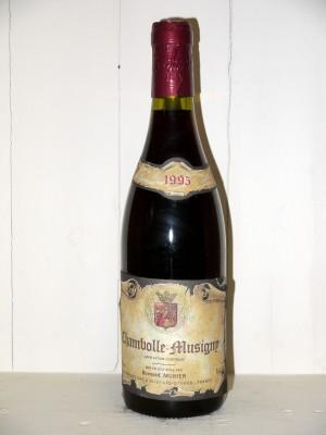 Grands vins Chambolle-Musigny Chambolle-Musigny 1995 Domaine Bernard Munier