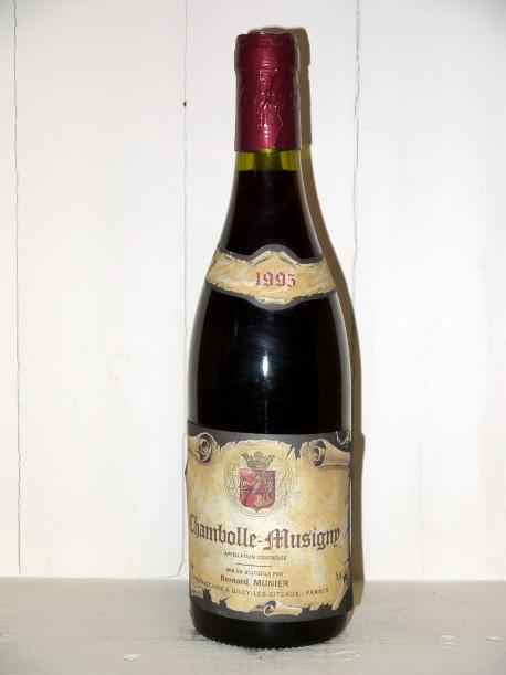 Chambolle-Musigny 1995 Domaine Bernard Munier