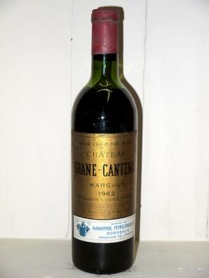Château Brane-Cantenac 1962