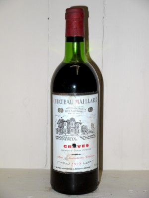 Château Maillard 1975