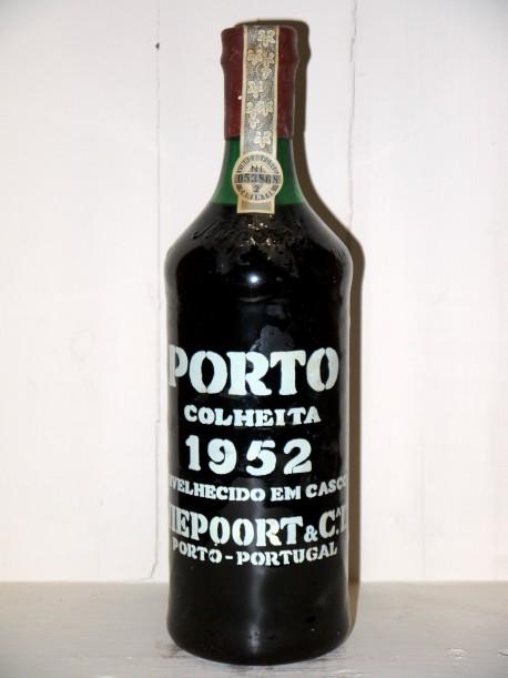 Porto Colheita 1952 Niepoort