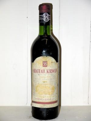 Château Kirwan 1962