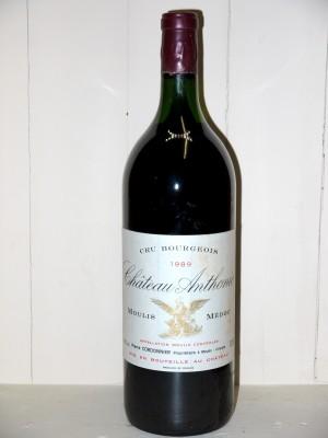 Magnum Château Anthonic 1989