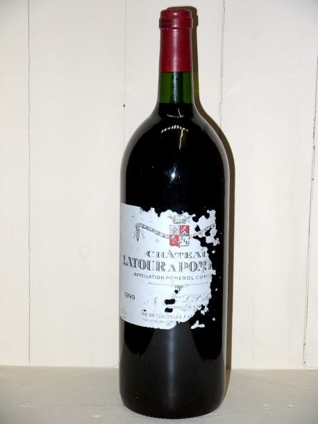 Magnum Château Latour A Pomerol 1999