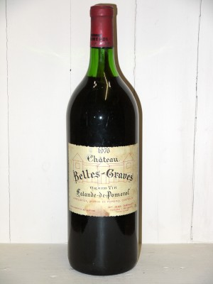 Magnum Château Belles-Graves 1976