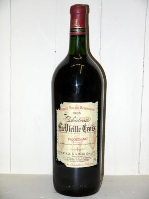 Magnum Château La Vieille Croix 1985