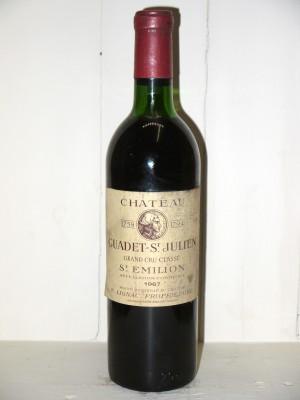 Château Guadet Saint-Julien 1967