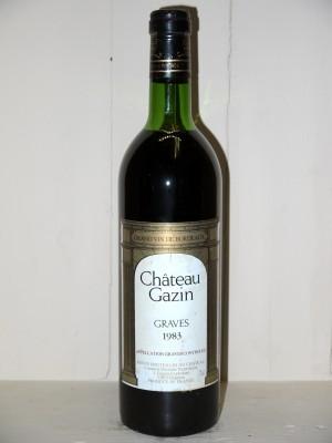 Château Gazin 1983
