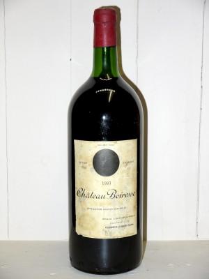 Magnum Château Boiresse 1983