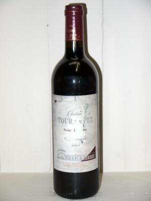 Château Tour de pez 2000