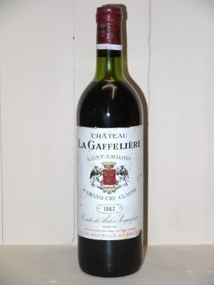 Château La Gaffelière 1982