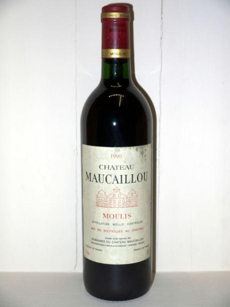 Château Maucaillou 1990
